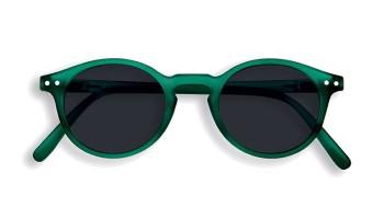 "IZIPIZI Forme ""H"" Green Dioptries: sans correction"