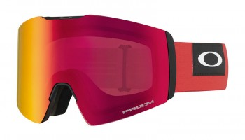 Oakley Fall Line XL - Blockedout Red OO7099 - 13