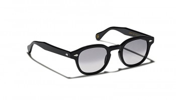 Moscot Custom Made Tints LEMTOSH SUN Black - American Grey Fade