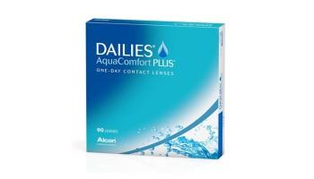 Dailies Aquacomfort + X90 Alcon