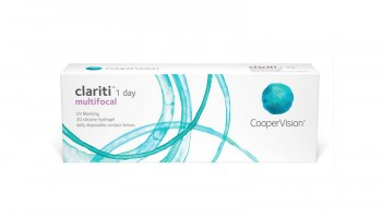 Clariti 1 Day Multifocal x30 CooperVision