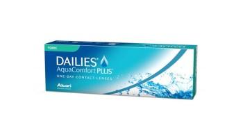 Dailies Aquacomfort + Toric X30 Alcon