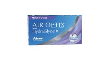 Air Optix Hydraglyde Multifocal X6 Alcon