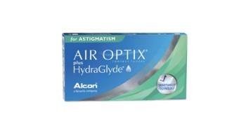 Air Optix Hydraglyde Astigmatism X6 Alcon