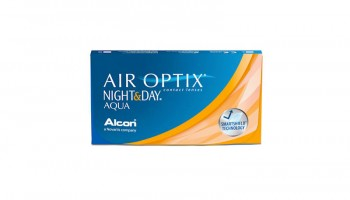 Air Optix Night & Day Aqua X6 Alcon