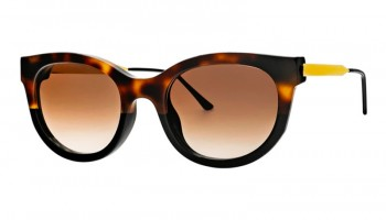 Thierry Lasry Lively 257 Black Havana Tortoise Shell