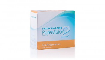 PureVision2 for astigmatism X6 Bausch & Lomb