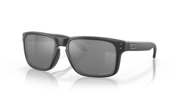 Oakley Holbrook - Polished Black Grey Polarized
