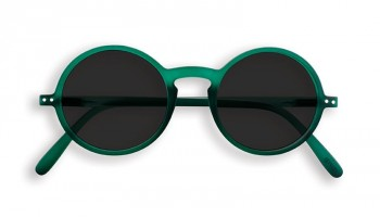 "IZIPIZI Forme ""G"" Green Dioptries: sans correction"