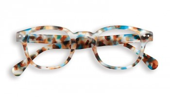 "IZIPIZI Screen #C Forme ""C"" Blue Tortoise"