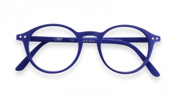 "IZIPIZI Screen #D Forme ""D"" Navy Blue"