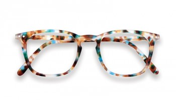 "IZIPIZI Screen #E Forme ""E"" Blue Tortoise"