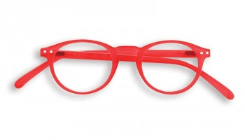 "IZIPIZI #A Forme ""A"" Red"