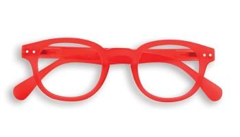 "IZIPIZI #C Forme ""C"" Red"