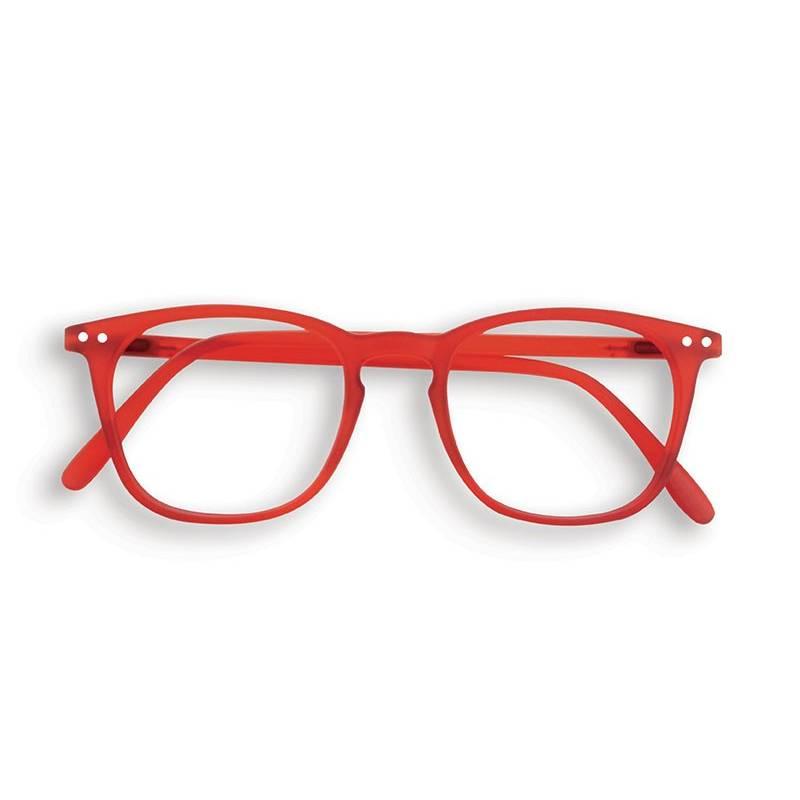"IZIPIZI #E Forme ""E"" Red"