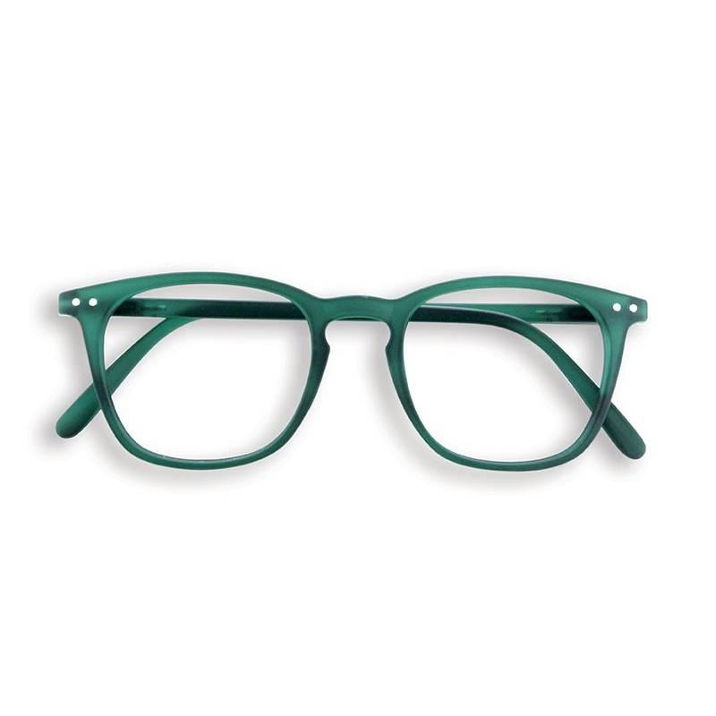 "IZIPIZI #E Forme ""E"" Green"