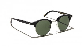 Moscot AIDIM SUN Black/Silver - G15