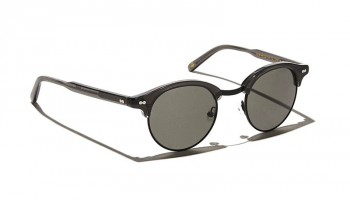 Moscot AIDIM SUN Grey/Black - G15
