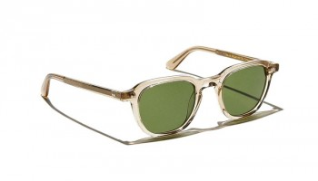 Moscot BILLIK SUN Cinnamon - Calibar Green