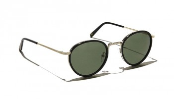 Moscot BUPKES SUN Black/Gold - G15