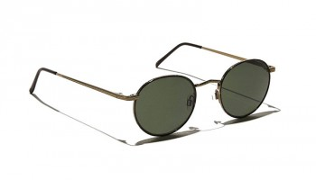 Moscot DOV SUN Tortoise/Antique Gold - G15