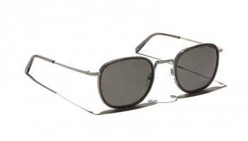 Moscot DRIMMEL SUN Grey/Silver - Grey