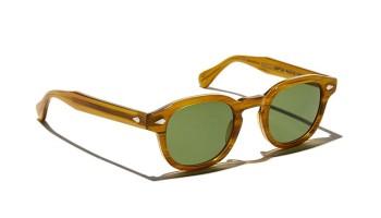 Moscot LEMTOSH SUN Blonde - Calibar Green