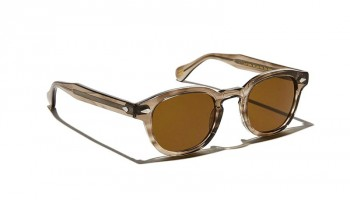 Moscot LEMTOSH SUN Brown Ash - Brown