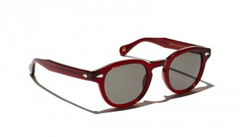 Moscot LEMTOSH SUN Ruby - Grey