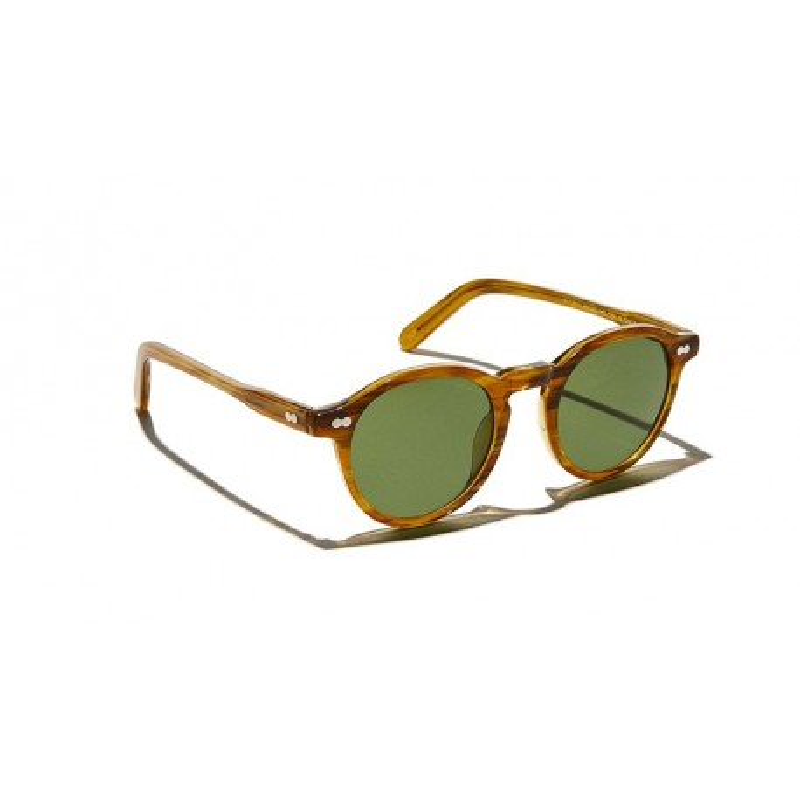 Moscot MILTZEN SUN Blonde - Calibar Green