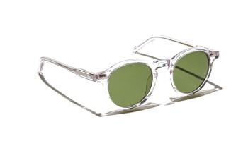 Moscot MILTZEN SUN Blush - Calibar Green