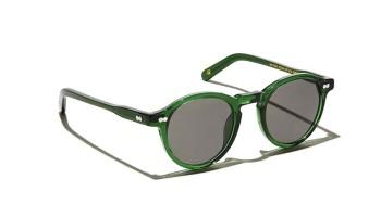 Moscot MILTZEN SUN Emerald - Grey
