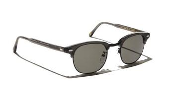 Moscot YUKEL SUN Grey/Black - Grey