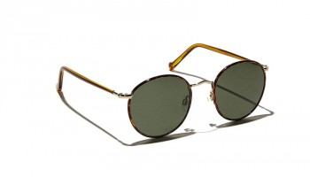 Moscot ZEV SUN Blonde/Gold - G15