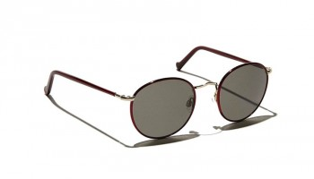 Moscot ZEV SUN Ruby/Gold - G15