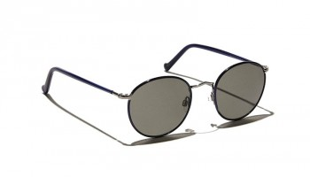 Moscot ZEV SUN Sapphire/Pewter - G15