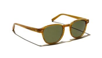 Moscot ARTHUR SUN Blonde - Green