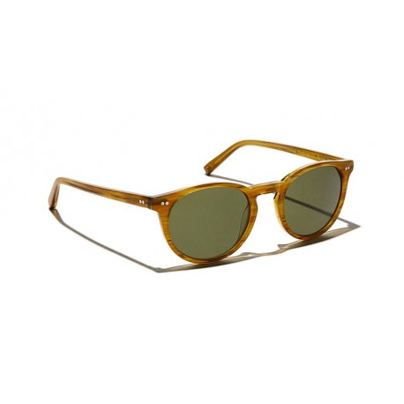 Moscot FRANKIE SUN Blonde - Green