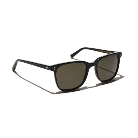 Moscot TRAVIS SUN Black - Grey