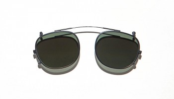 Moscot CLIPTOSH Matte Black - G15