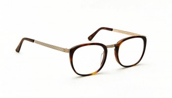 Moscot BRUDE Burnt Tortoise/Gold
