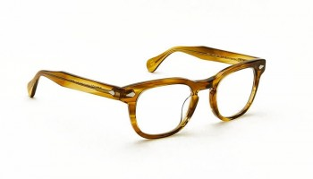 Moscot GELT Honey Blonde