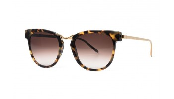 Thierry Lasry Choky 228 Tortoise & Gold