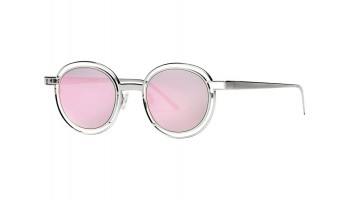 Thierry Lasry Probably 500 Silver & Pink