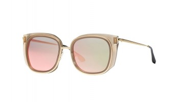 Thierry Lasry Everlasty 640 Tan & Gold